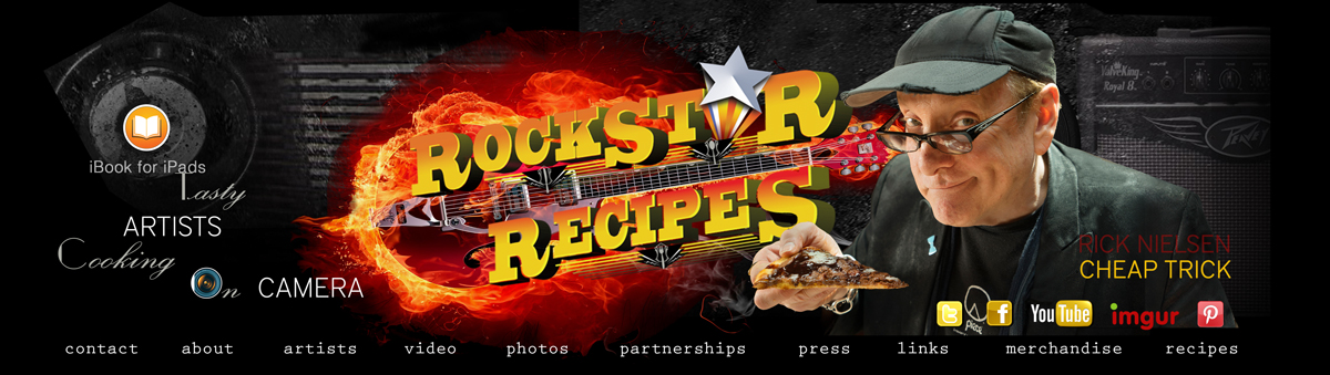 Rocker Recipes Digital Cookbook