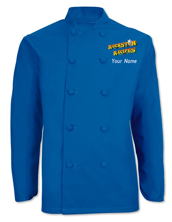 Rockstar Recipes Chefs Jacket