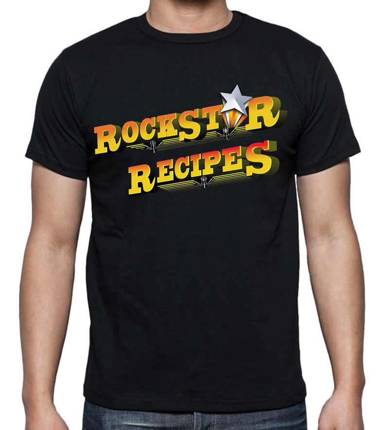 Rockstar Recipes tshirt